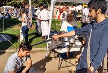 Feria Medieval / Paseo Feria Medieval Quinta Vergara