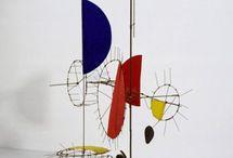 Sound kinetic sculptor