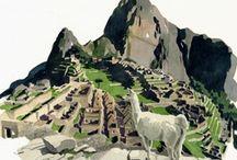 Peruvian Adventures / by Anissa Pérez Perla