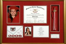 Awards and Diplomas / Celebrate major milestones and achievements.