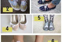 Ideas ropa zapatos etc.