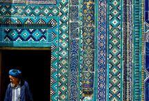 Charme de l'Ouzbékistan
