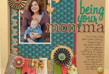 Scrapbooking-Layouts  / by Sarah Peterson