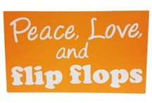 Don't Step on my Flip Flop