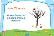 Faça Você Mesmo / Ciclo de tutoriais em sides que ensinam a fazer cremes naturais, perfumes e sabonetes.