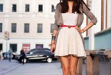 Outfits / by Sonya Ruminski