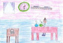 Serwis edukacyjny dla dzieci / O wymarzonych laboratoriach dzieci.