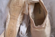 En Pointe / I spent most of my young life as a ballet dancer and love the passion of dance en pointe / by Kathy Oberschlake