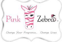 Pink Zebra / by Leslie Hayes