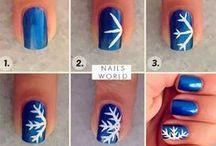 Fashion Nice Skin Fingers