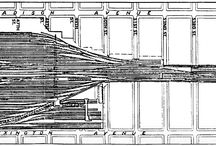 Rail | Diagrams | Illustrations | Maps | / by Christopher Biggs