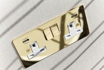 Socket with USB / Integrated USB sockets with dedicated amperage for more efficient charging.