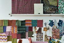 Textiles / Inspiration...