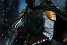 Star Wars /// Boba Fett / by Torrey Anderson
