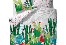 Cactus Gadget / Bedding cactus succulent