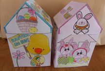 Easter / This board showcases Easter resources created by TeachInABox sellers / members