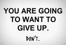 Fitspiration / Fitness motivation