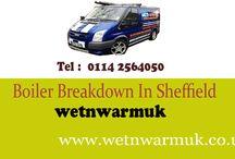 Plumber Sheffield