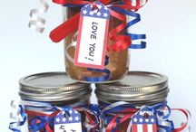 Cake in jar / Food in a jar