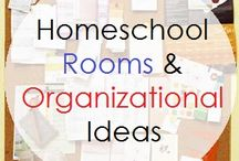 Homeschool Organization / by Real Refreshment Retreats