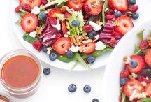 Salads / by Genevieve Garcia