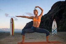 .yoga women.