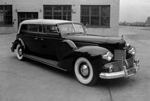 Limousines: 1930 - 1959 / by Dave Neifer