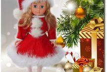 Poupée Modes et Travaux : Françoise, Marie-François, Cécile ... / Nous vendons des vêtements , kits couture et pages pour Marie Françoise et d'autres poupées. www.atelierarianne.com