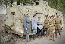 First WW