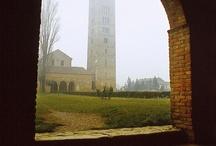 Romanesque italian architecture