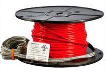 MasterHeat Coated Wire / Radiant Heat Flooring / MasterHeat 120v wire is a simple, economical way to warm floors and provide years of lasting comfort. Warm all kinds of floor coverings including ceramic tile, stone, wood, laminates, vinyl and carpet. www.alltileinc.com