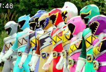 Power Ranger Dino Super Charge