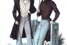 Kostüme 19. Jahrhundert / Kostüme im 19. Jahrhundert. Modegeschichte