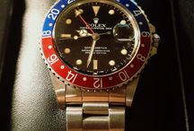 Rolex GMT Master 16750 year 1985