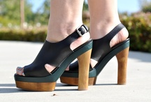 heels an wedges I would wear