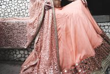 Mirror Lehengas / All about cut dana mirror lehengas, anarkalis and suits