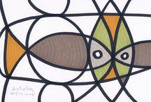 Original drawings on Etsy / paper /260g/, marker size: 25:00 cm x 16.25 cm © Istvan Ocztos