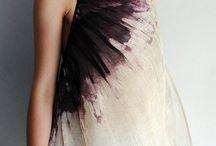 Shibori fashion