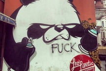 Street art / EMRE BOZBOĞA WORKS