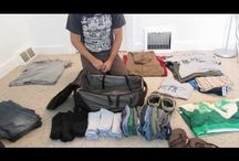 Packing Tips / What do I need for camp? How do I fit everything into my bags? Here the answers!!!