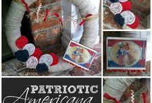 Patriotic pins / by Kate Sawyer
