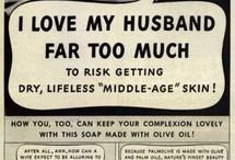 Funny vintage ads and stuff! / ...or maybe rather offensive? :/