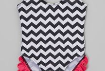 Infants, toddlers, girls swimwear / Cute and fun prints in silhouettes for our infants, toddlers, and girls!