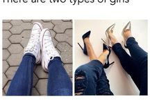 Two types of...