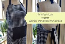 Sewing - Aprons