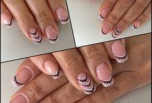 Hair and beauty nails