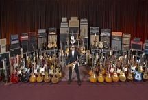 Joe Bonamassa Guitar Collection