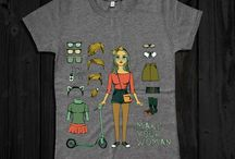 t-shirts / street style