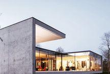 Villa kütle tasarımları