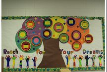 Classroom-Bulletin Boards / by Erin Franson